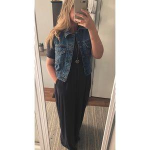 Dresses & Skirts - Gray maxi dress